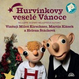 Hurvínkovy veselé Vánoce - S + H Divadlo - audiokniha