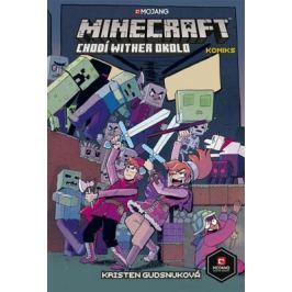 Minecraft komiks 3 - Chodí wither okolo - Gudsnuková Kristen