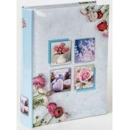 Fotoalbum 200 10x15 Bouquet modré
