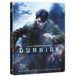 Dunkerk 2BD (BD+bonus disk) - steelbook - Blu-ray
