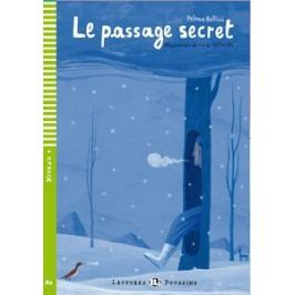 ELI - F - Poussins 4 - Le passage secret - readers + CD - Paloma Bellini