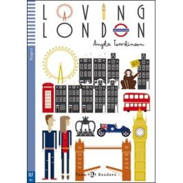 ELI - A - Teen 2 - Loving London - readers + CD - Angela Tomkinson
