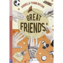 ELI - A - Teen 1 - Great Friends! - readers + CD - Angela Tomkinson