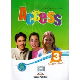 Access 3 - student´s book - Jenny Dooley, Virginia Evans
