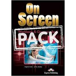 On Screen 3 - Worbook and Grammar + Digibook App. + ieBook (Black edition) - Jenny Dooley, Virginia Evans