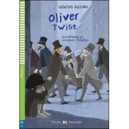 ELI - A - Young 4 - Oliver Twist - readers - Charles Dickens