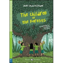 ELI - A - Young 4 - The Children of the Forests - readers - Jane Cadwallader