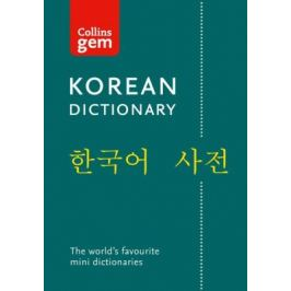 Collins Gem Korean Dictionary: The world´s favourite mini dictionaries (Second edition)