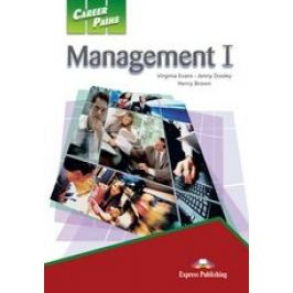 Career Paths Management 1 - SB + CD - Jenny Dooley, Virginia Evans, Henry Brown