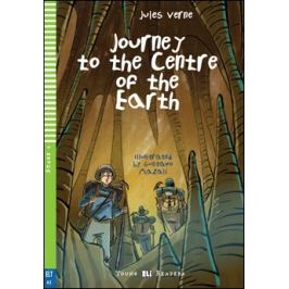 ELI - A - Young 4 - Journey to the Center of the Earth - readers - Jules Verne