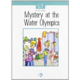 ELI - A - Elementary - Mystery at the Water Olympics + CD (do vyprodání zásob)