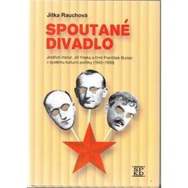 Spoutané divadlo - Jitka Rauchová