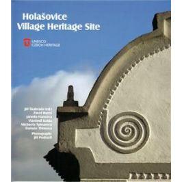 Holašovice: Vesnická památková rezervace - anglická verze - kol.