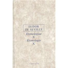 Etymologie X