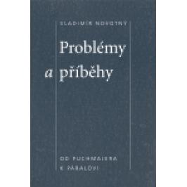 Problémy a příběhy - Vladimír Novotný