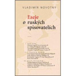 Eseje o ruských spisovatelích - Vladimír Novotný, Jana Majcherová
