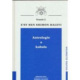 Astrologie a kabala - Shimon Halevi