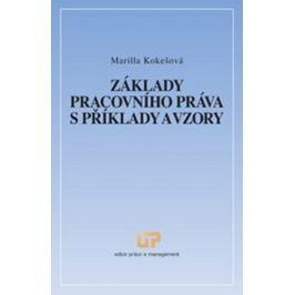 Základy pracovního práva s příklady a vzory - Marille Kokešová