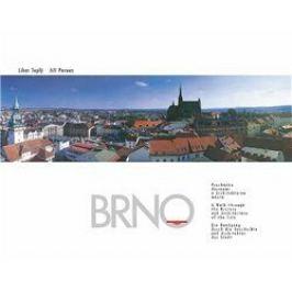 Brno – procházka dějinami a architekturou města - Jiří Pernes, Libor Teplý