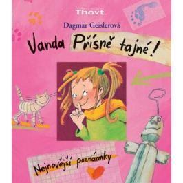 Vanda - Přísně tajné - Dagmar Geislerová