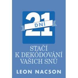 21 dní stačí k dekódování vašich snů - Nacson Leon