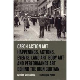 Czech Action Art - Pavlína Morganová