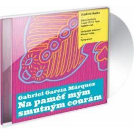 Na paměť mým smutným courám - Gabriel García Márquez - audiokniha