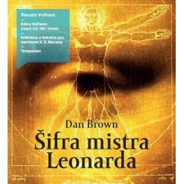 Šifra mistra Leonarda - Dan Brown - audiokniha