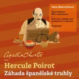 Hercule Poirot: Záhada španělské truhly - Agatha Christie - audiokniha