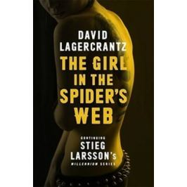 The Girl in the Spider´s Web - David Lagercrantz