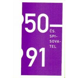 50-91 Čs. spisovatel - kol.
