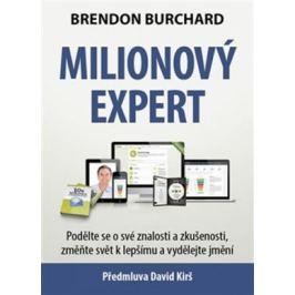 Milionový expert - Brendon Burchard