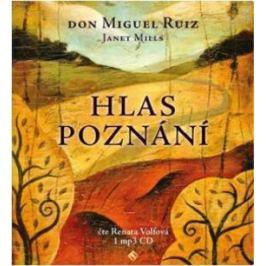 Hlas poznání - Don Miguel Ruiz - audiokniha