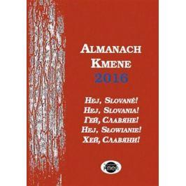 Almanach Kmene 2016 - kol.
