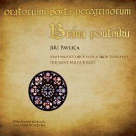 Brána poutníků CD + DVD - Jiří Pavlica - audiokniha