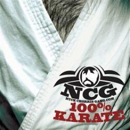 100% Karate - Nuck Chorris Gang - audiokniha