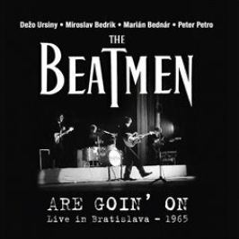 Are Goin´ On - Live In Bratislava 1965 - The Beatmen - audiokniha