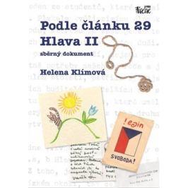 Podle článku 29 Hlava II - sběrný dokument - Helena Klímová