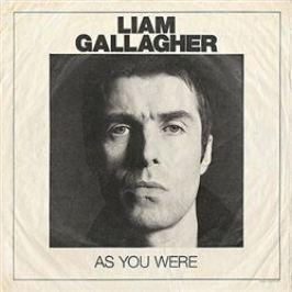 As You Were - Liam Gallagher - audiokniha