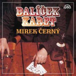 Balíček karet - Mirek Černý - audiokniha