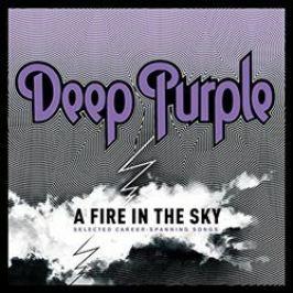 A Fire In The Sky - Deep Purple - audiokniha