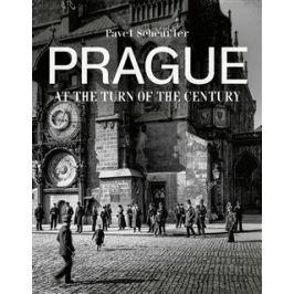 Praha za císaře pána - Pavel Scheufler