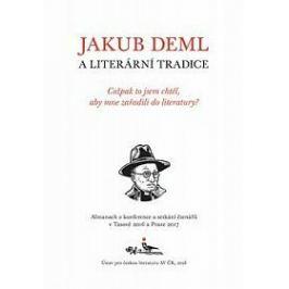 Jakub Deml a literární tradice