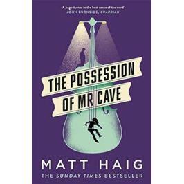 The Possession of Mr Cave - Matt Haig