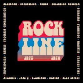Rock Line 1970-1974 - audiokniha