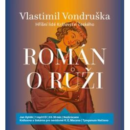 Román o růži - Vlastimil Vondruška - audiokniha