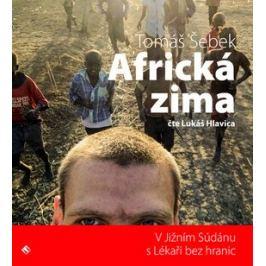 Africká zima - Tomáš Šebek - audiokniha