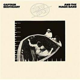 Clear spot - Captain Beefheart - audiokniha