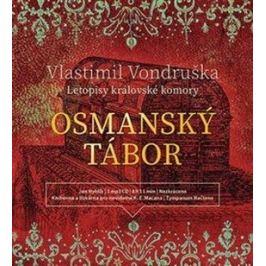 Osmanský tábor - Vlastimil Vondruška - audiokniha