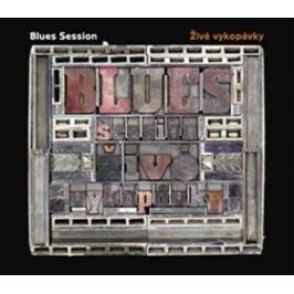 Živé vykopávky - Blues Session - audiokniha